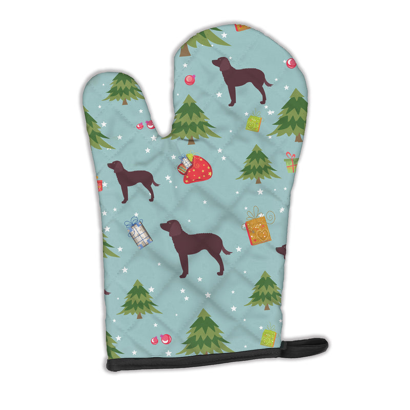 Buy this Christmas American Water Spaniel Oven Mitt BB4825OVMT