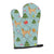 Buy this Christmas Afghan Hound Oven Mitt BB4830OVMT