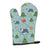 Buy this Christmas Bearded Collie Oven Mitt BB4841OVMT