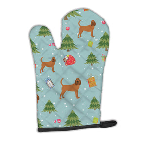 Buy this Christmas Bloodhound Oven Mitt BB4912OVMT