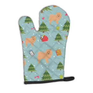 Buy this Christmas Chow Chow Oven Mitt BB4937OVMT