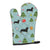 Buy this Christmas Black Tan Dachshund Oven Mitt BB4941OVMT