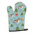 Buy this Christmas Sheltie Shetland Sheepdog Oven Mitt BB4980OVMT
