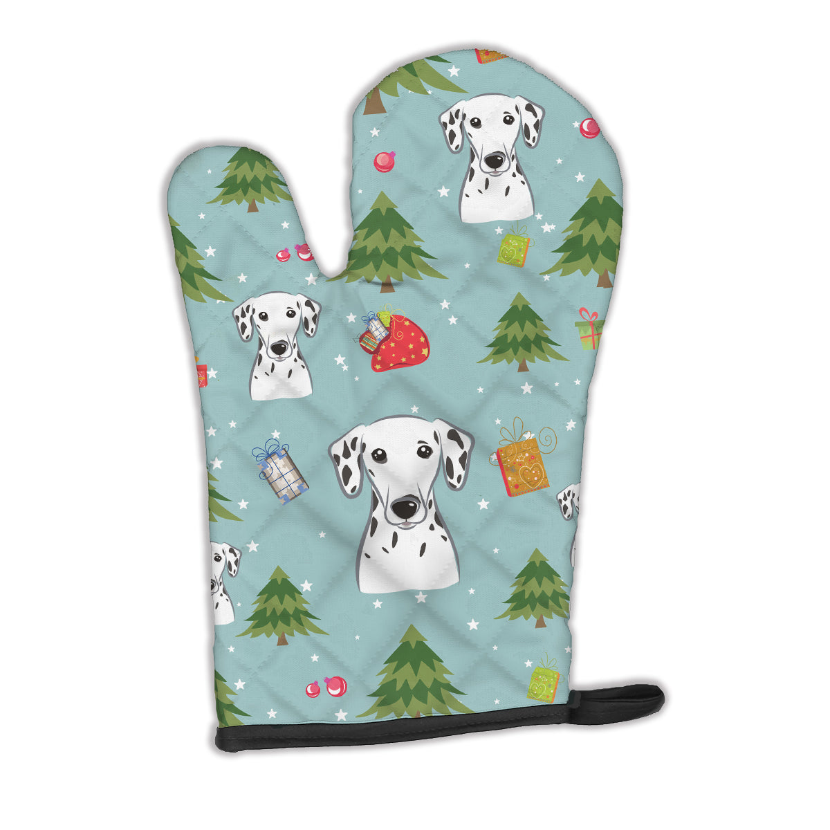 Christmas Dalmatian Oven Mitt BB4999OVMT by Caroline's Treasures