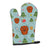 Buy this Christmas Longhair Red Dachshund Oven Mitt BB5003OVMT