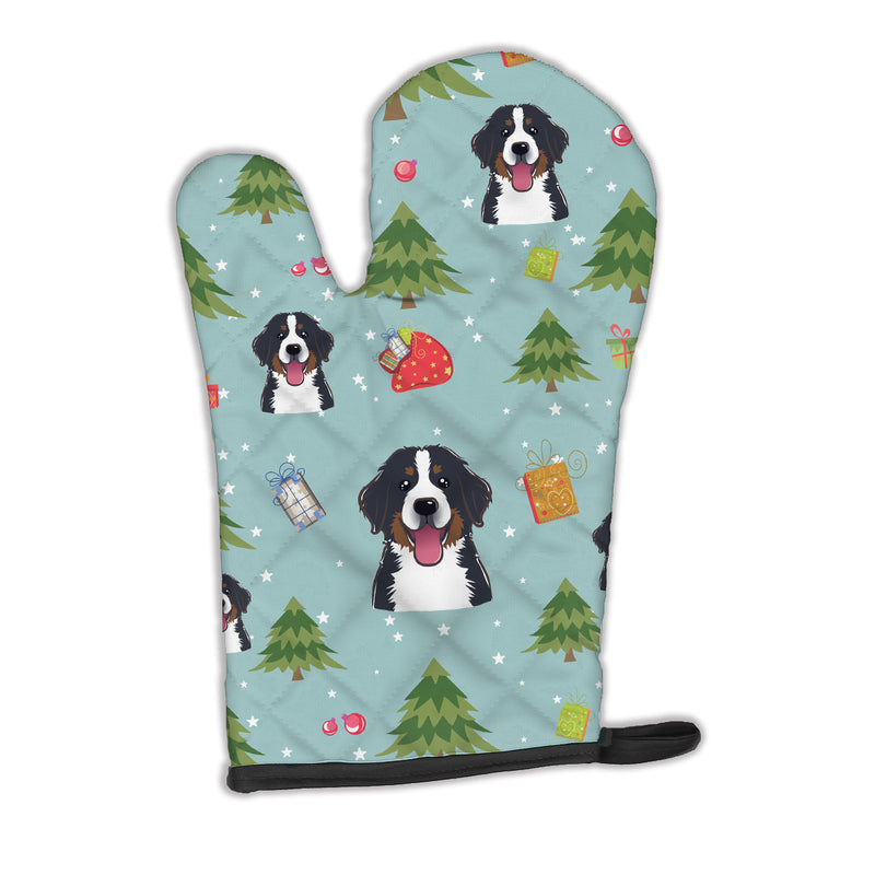 Buy this Christmas Bernese Mountain Dog Oven Mitt BB5026OVMT
