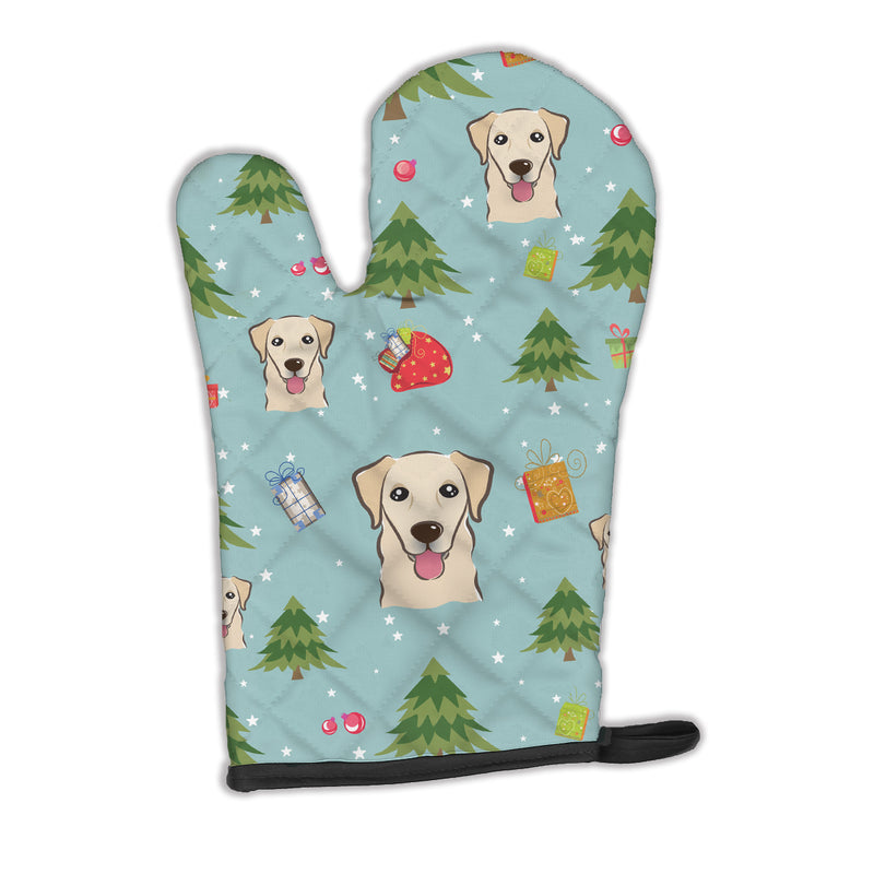Buy this Christmas Golden Retriever Oven Mitt BB5041OVMT