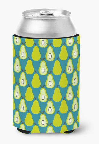 Buy this Pears on Green Can or Bottle Hugger BB5138CC