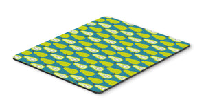 Buy this Pears on Green Mouse Pad, Hot Pad or Trivet BB5138MP