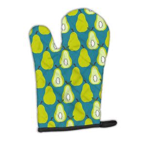Buy this Pears on Green Oven Mitt BB5138OVMT