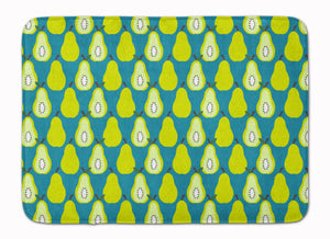 Buy this Pears on Green Machine Washable Memory Foam Mat BB5138RUG