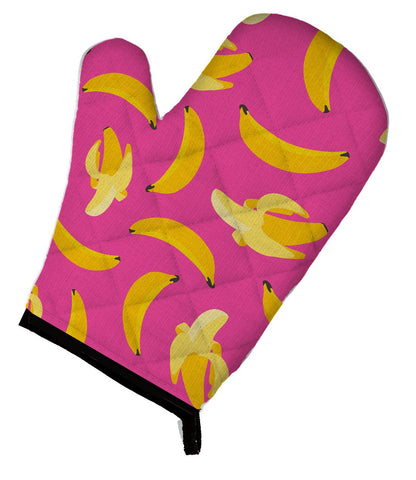 Buy this Bananas on Pink Oven Mitt BB5140OVMT