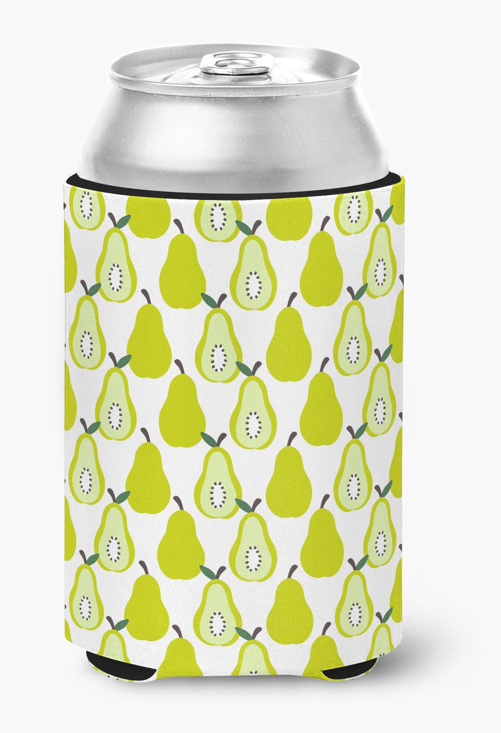 Buy this Pears on White Can or Bottle Hugger BB5147CC