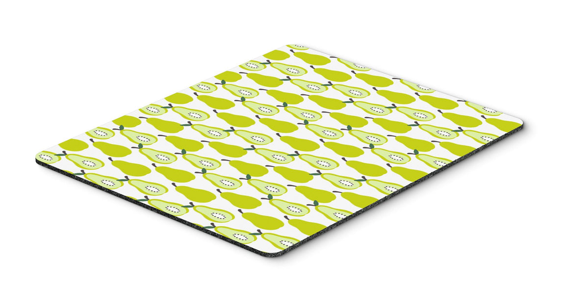 Buy this Pears on White Mouse Pad, Hot Pad or Trivet BB5147MP