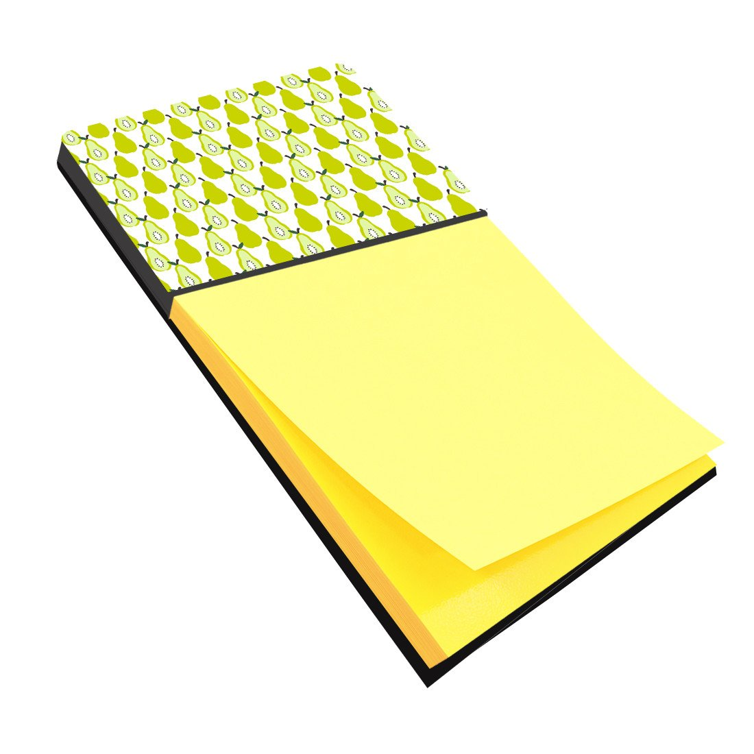 Buy this Pears on White Sticky Note Holder BB5147SN