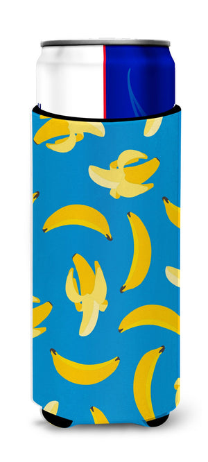 Buy this Bananas on Blue Michelob Ultra Hugger for slim cans BB5149MUK