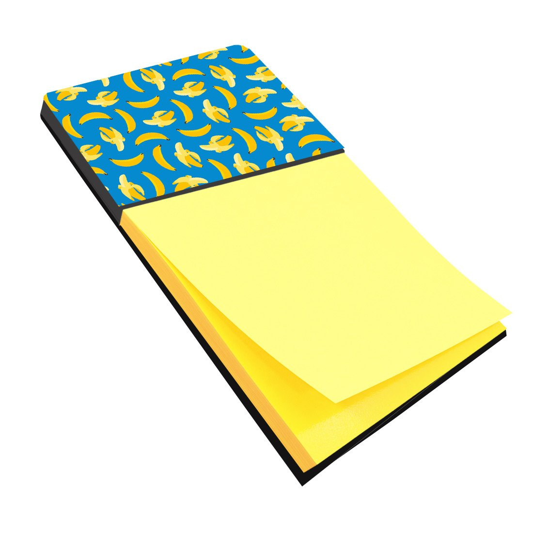 Bananas on Blue Sticky Note Holder BB5149SN by Caroline's Treasures