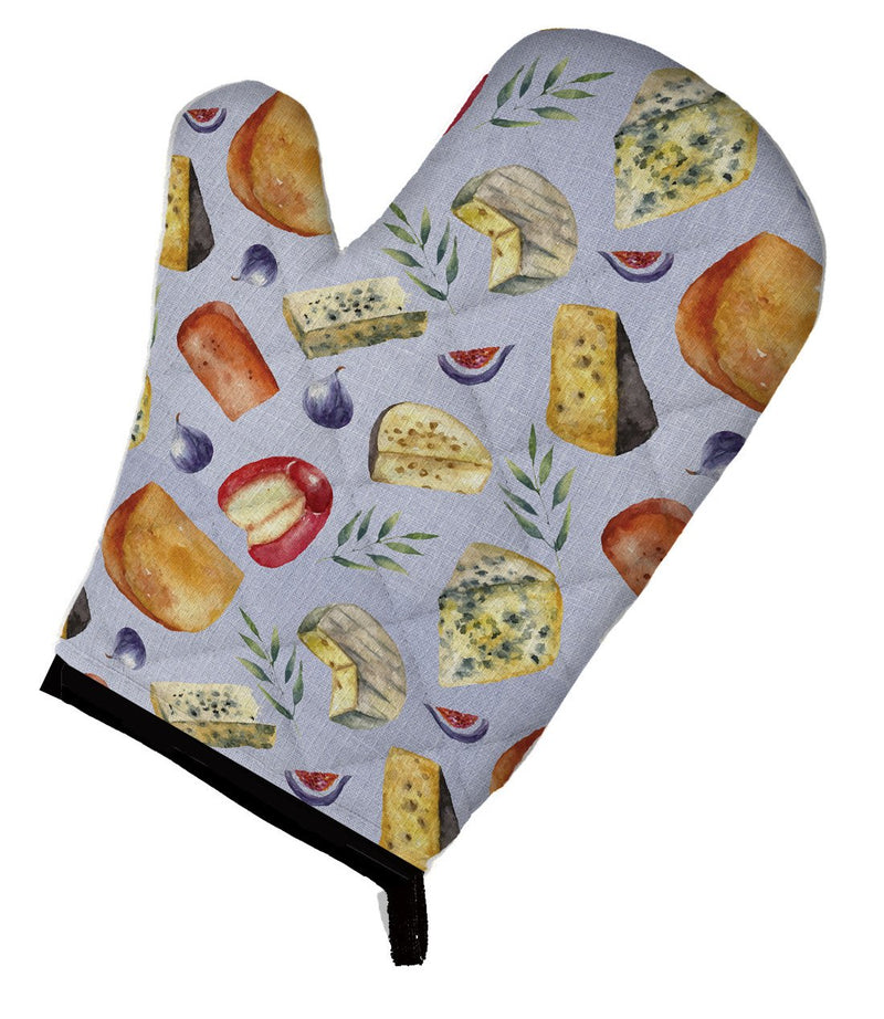 Buy this Assortment of Cheeses Oven Mitt BB5198OVMT