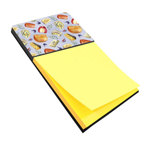 Buy this Assortment of Cheeses Sticky Note Holder BB5198SN