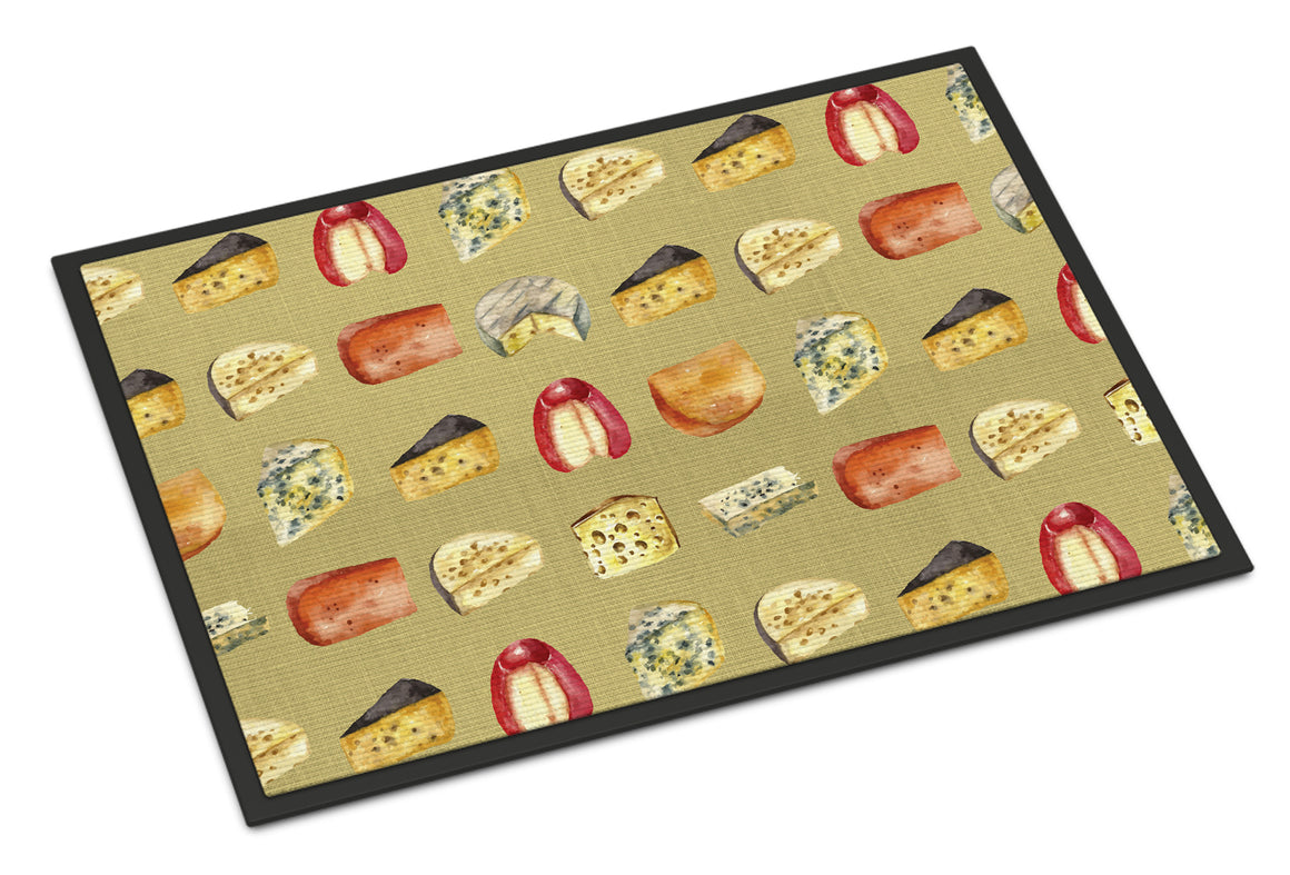 Buy this Cheeses Indoor or Outdoor Mat 18x27 BB5199MAT