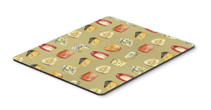 Buy this Cheeses Mouse Pad, Hot Pad or Trivet BB5199MP