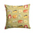 Buy this Cheeses Fabric Decorative Pillow BB5199PW1414