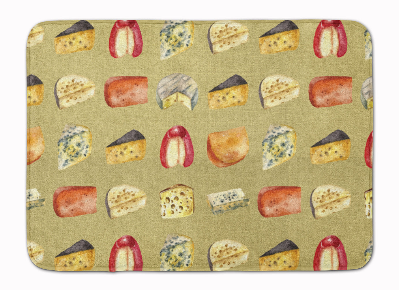 Buy this Cheeses Machine Washable Memory Foam Mat BB5199RUG