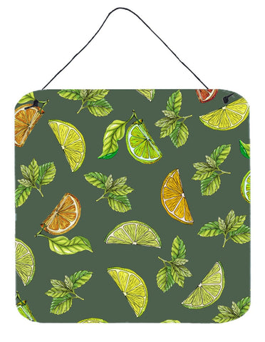 Buy this Lemons, Limes and Oranges Wall or Door Hanging Prints BB5207DS66