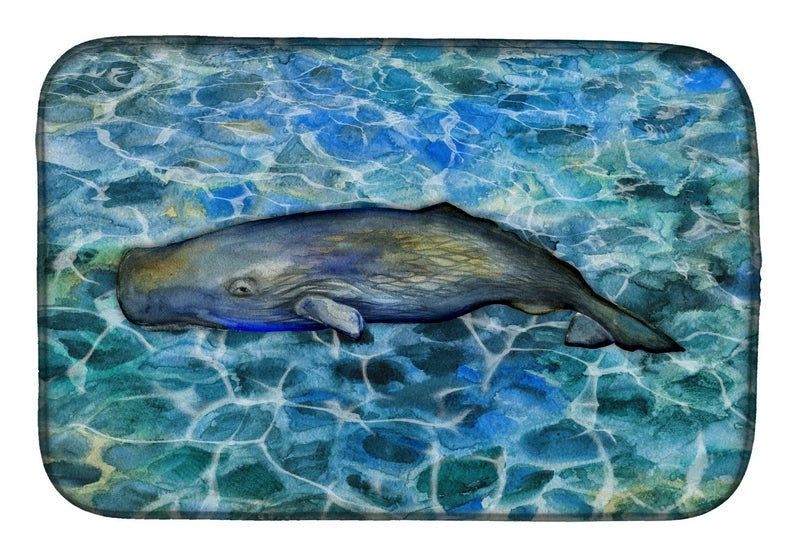 Buy this Sperm Whale Cachalot Dish Drying Mat BB5338DDM