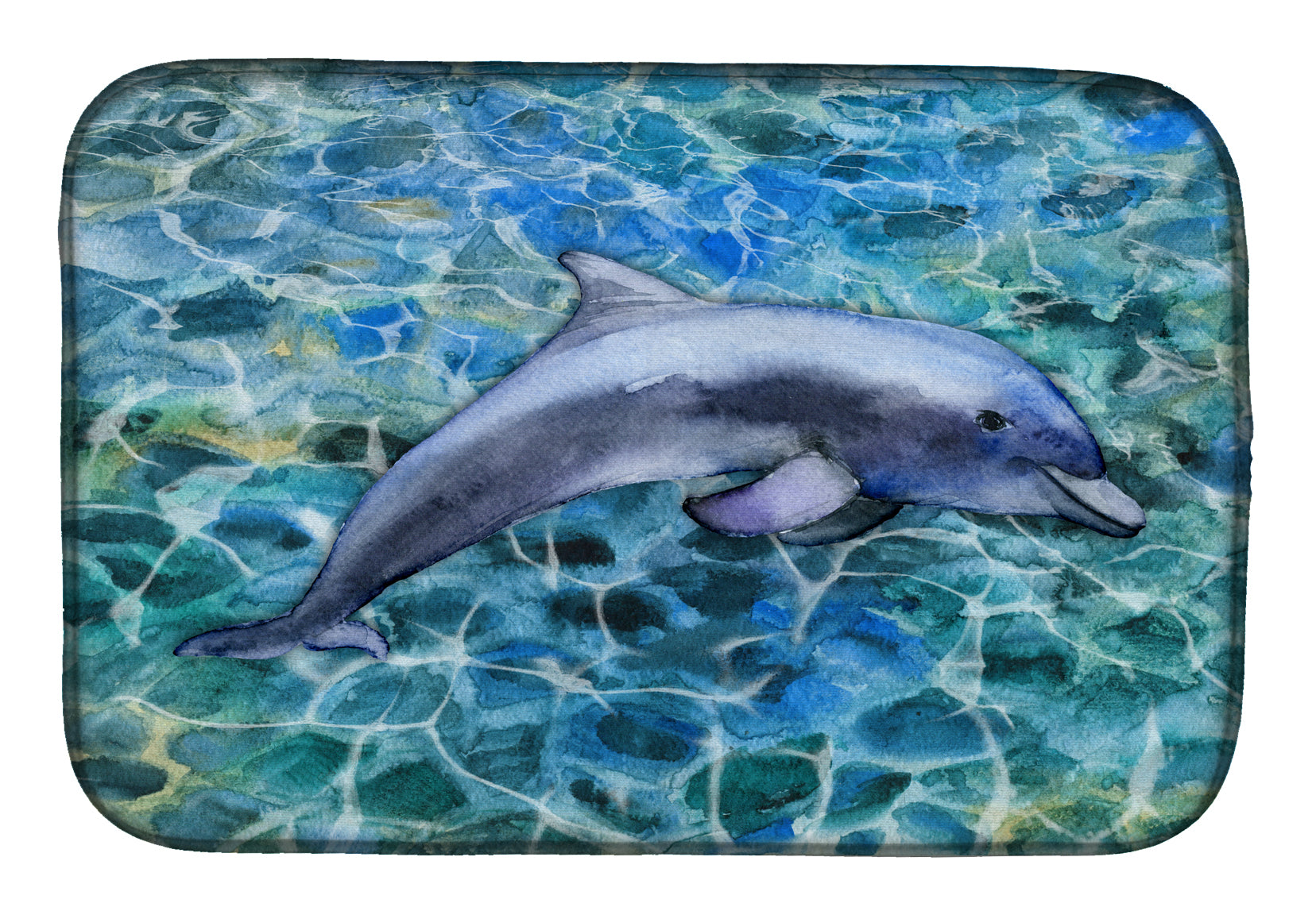 Buy this Dolphin Dish Drying Mat BB5339DDM