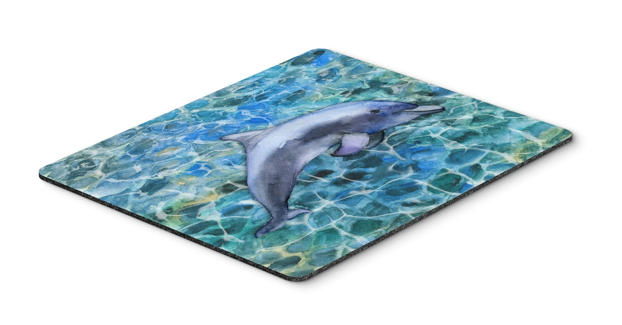 Dolphin Mouse Pad, Hot Pad or Trivet BB5339MP by Caroline's Treasures