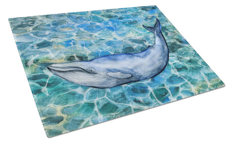 Buy this Humpback Whale Glass Cutting Board Large BB5340LCB