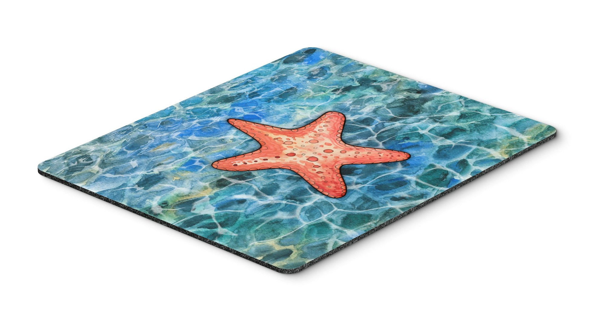 Starfish Mouse Pad, Hot Pad or Trivet BB5341MP by Caroline's Treasures