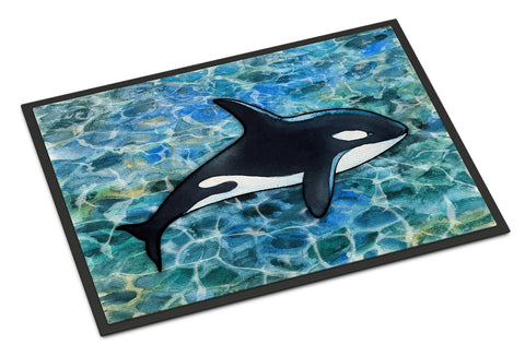 Buy this Killer Whale Orca Indoor or Outdoor Mat 18x27 BB5348MAT