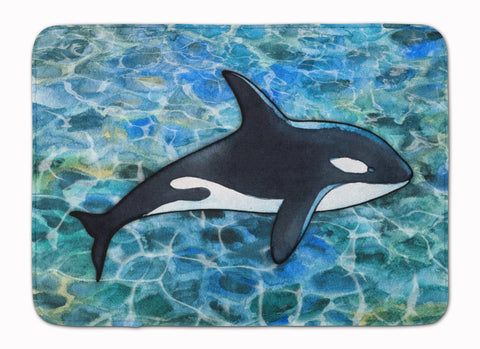 Buy this Killer Whale Orca Machine Washable Memory Foam Mat BB5348RUG