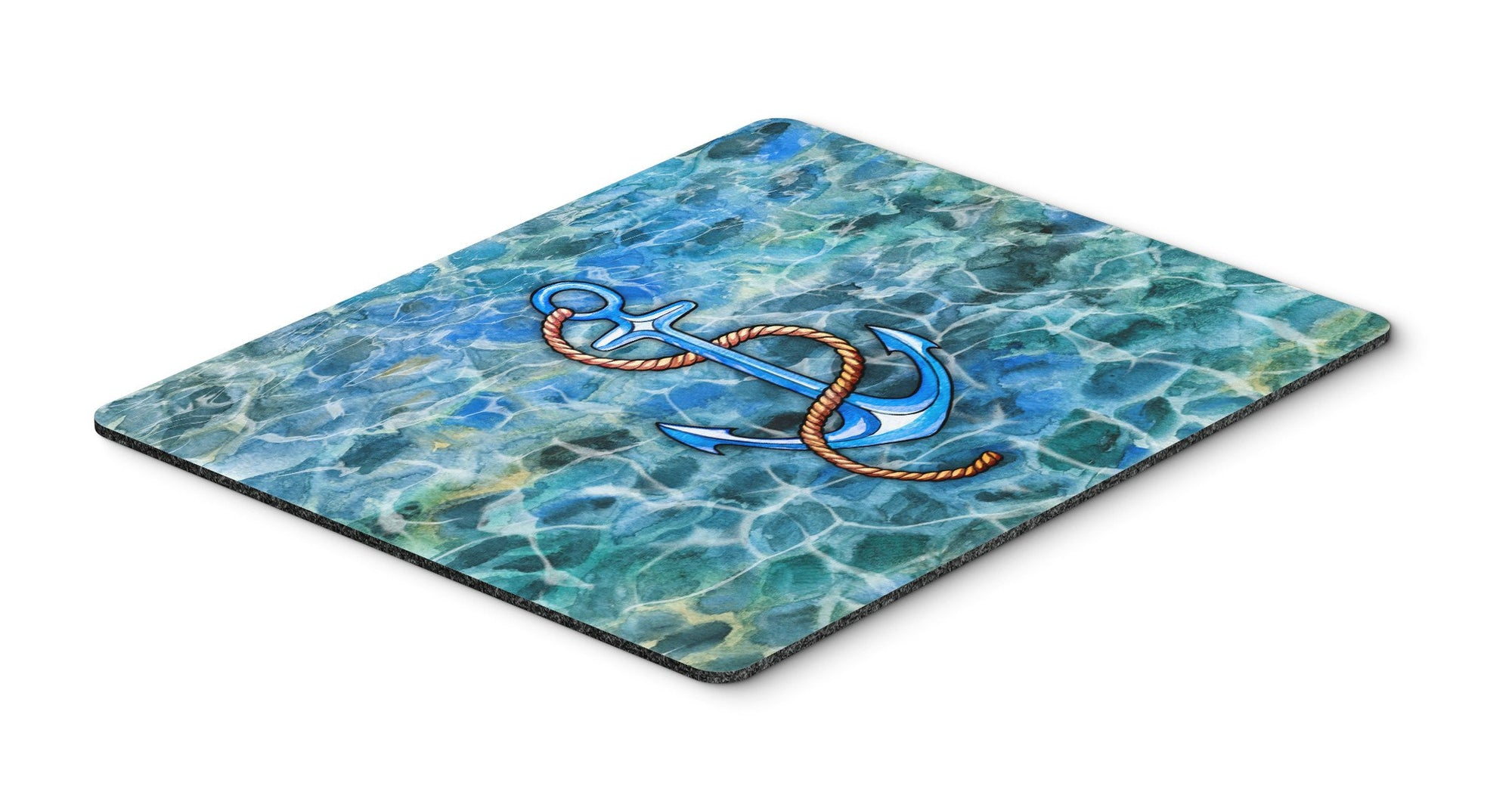 Anchor Mouse Pad, Hot Pad or Trivet BB5350MP by Caroline's Treasures