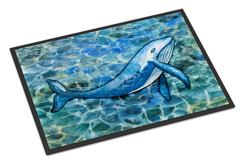 Buy this Humpback Whale Indoor or Outdoor Mat 24x36 BB5353JMAT