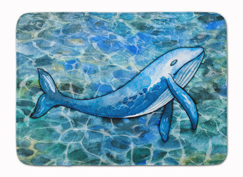 Buy this Humpback Whale Machine Washable Memory Foam Mat BB5353RUG