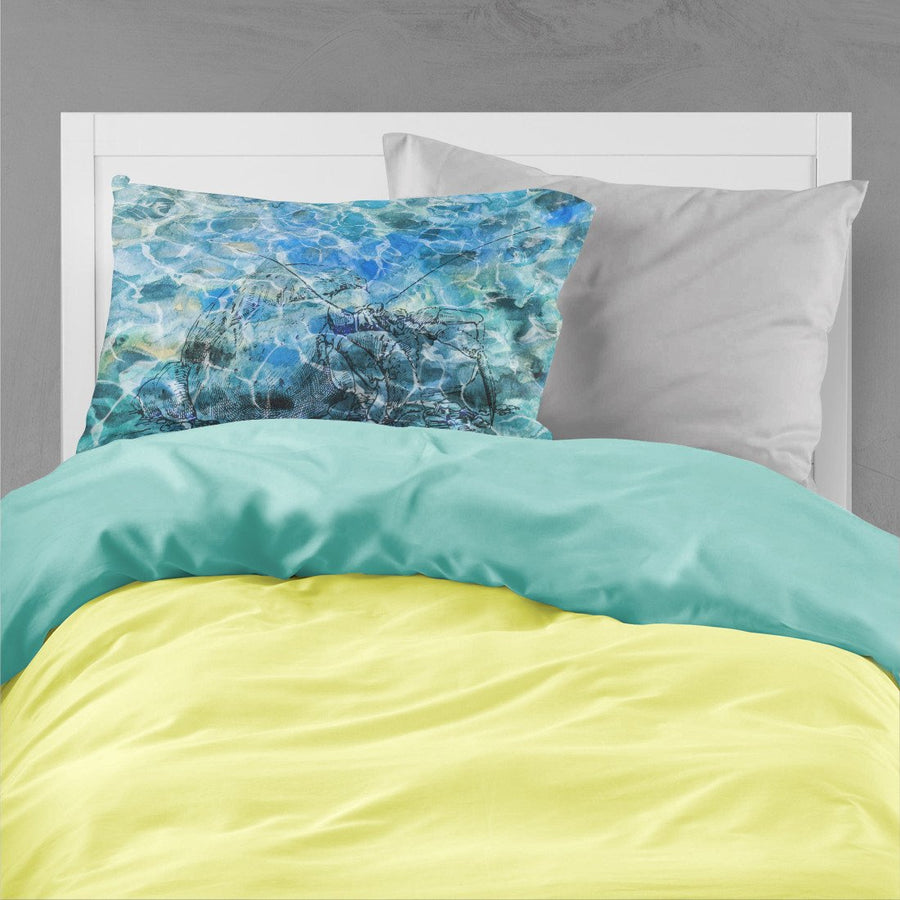 Buy this Hermit Crab Under water Fabric Standard Pillowcase BB5361PILLOWCASE