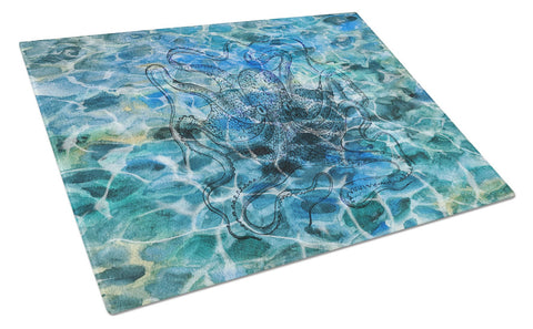 Buy this Octopus Under water Glass Cutting Board Large BB5362LCB