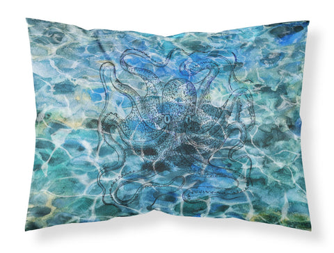 Buy this Octopus Under water Fabric Standard Pillowcase BB5362PILLOWCASE