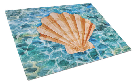 Buy this Scallop Shell and Water Glass Cutting Board Large BB5367LCB