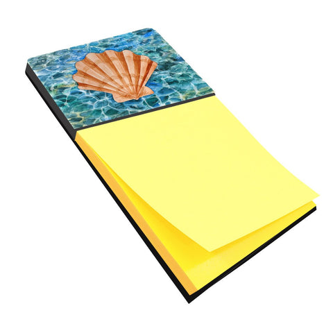 Buy this Scallop Shell and Water Sticky Note Holder BB5367SN