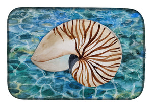 Buy this Sea Shell and Water Dish Drying Mat BB5368DDM