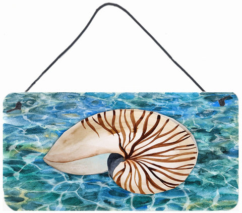 Buy this Sea Shell and Water Wall or Door Hanging Prints BB5368DS812