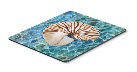Buy this Sea Shell and Water Mouse Pad, Hot Pad or Trivet BB5368MP