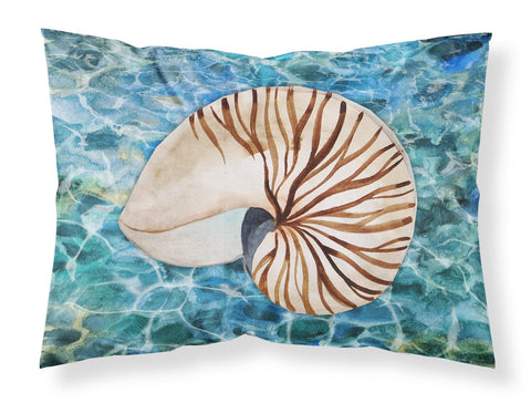 Buy this Sea Shell and Water Fabric Standard Pillowcase BB5368PILLOWCASE