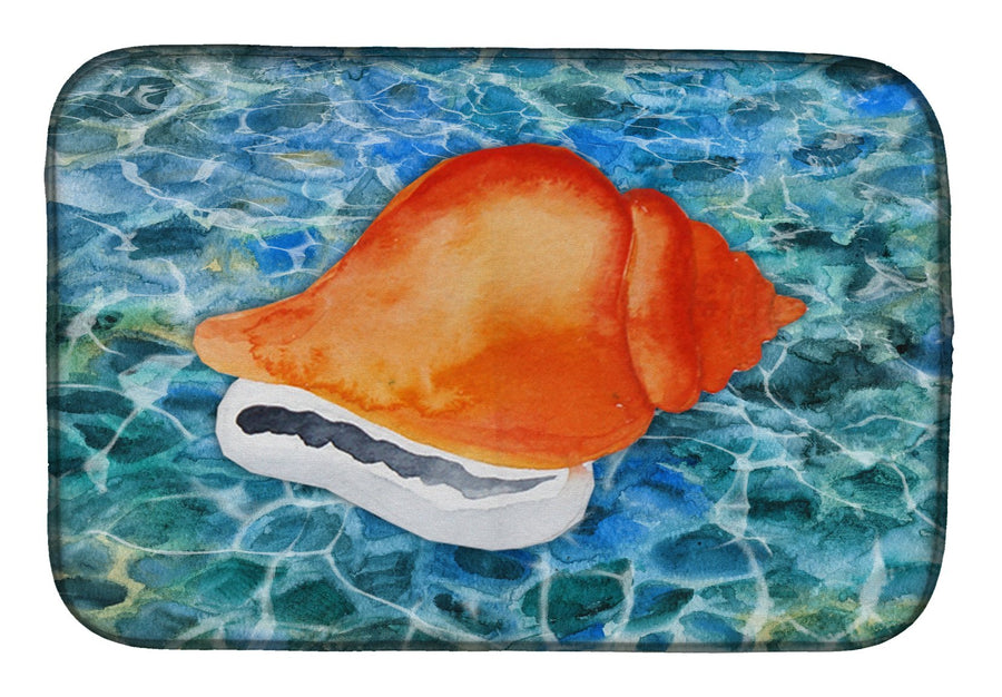 Buy this Sea Shell Dish Drying Mat BB5371DDM