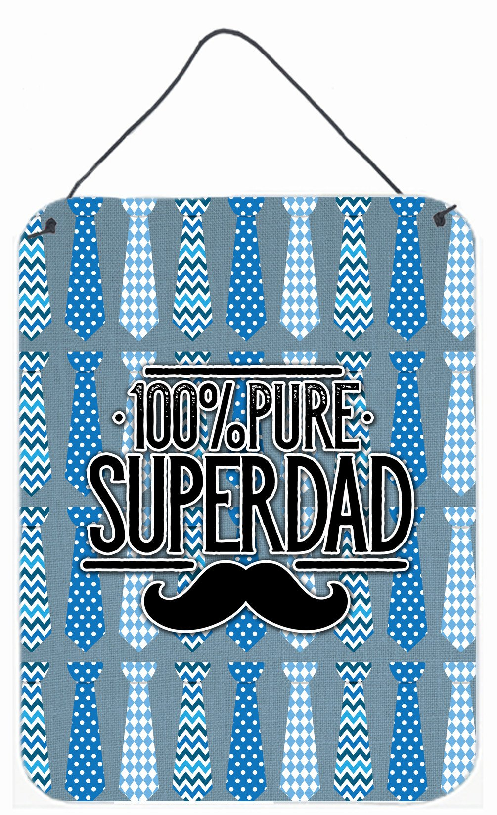 Buy this 100% Pure Dad Wall or Door Hanging Prints BB5436DS1216