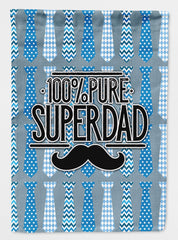 Buy this 100% Pure Dad Flag Garden Size BB5436GF